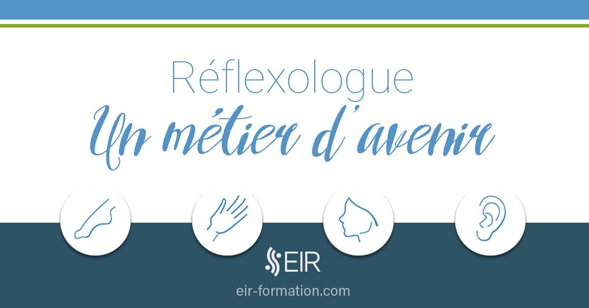 formation reflexotherapeute EIR Toulouse Nantes Martinique