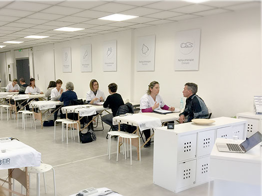 Ecole internationale de réflexotherapie - Marseille