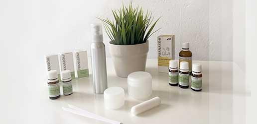 L'aromathérapie et la réflexothérapie