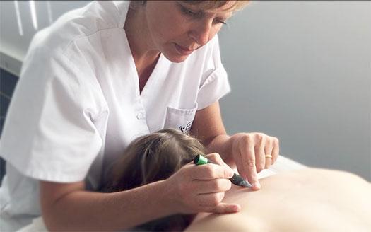 Réflexologie dorsale | école internationale de Réflexothérapie